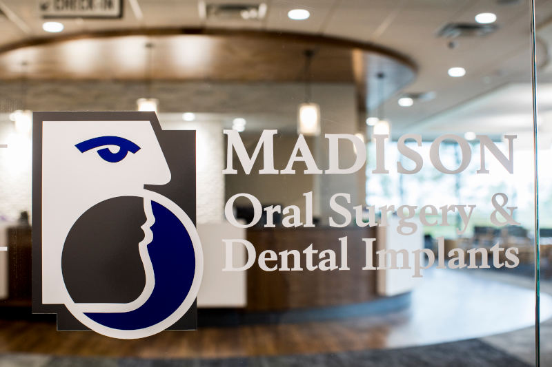 Interior of the office at Madison Oral Surgery & Dental Implants in Madison, WI