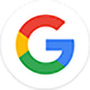 Google Multi Color Icon 128
